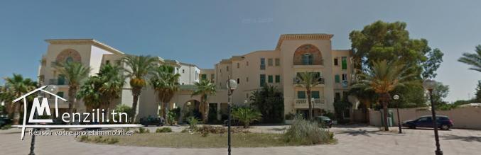 Location appartement (résidance) yassmine hammamet