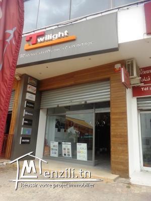 à vendre un local commercial à HAMMAMET B.Sahell IS