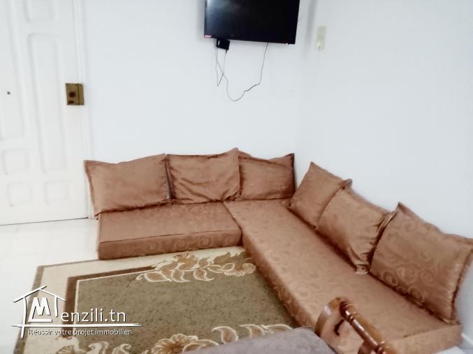 Studio climatisée et richement meublé à Beni Khiar