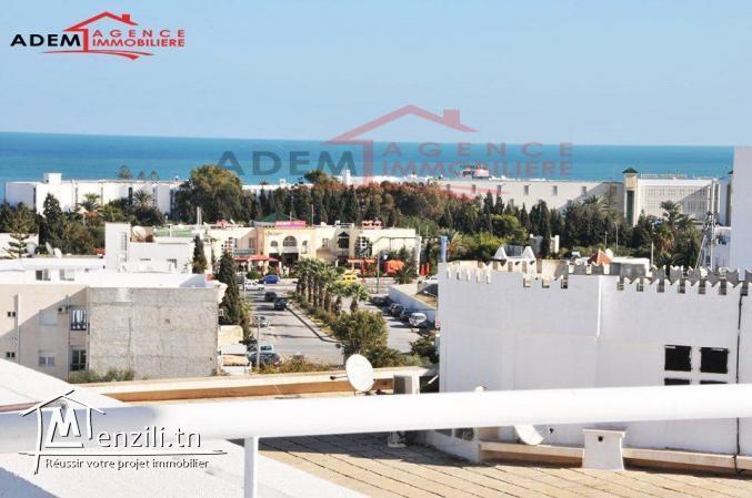 Joli appartement avec une vue panoramique