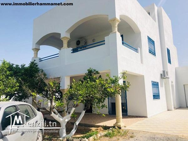 Maison Farah à Hammamet
