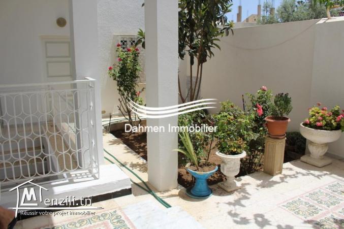 Spacieux Réez de chausser à Hammem Sousse