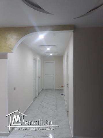 Maison à vendre à hay elriyadh SOLIMAN Nabeul
