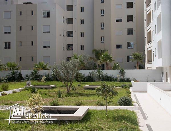 Résidence Safa 2  (S+2 , 96 m²)