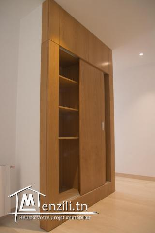 Résidence Safa 2  (S+1 , 77 m²)