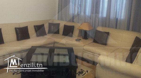 Appartement S4 meublé pour expatrié