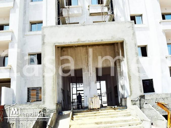 appartement a ain zaghouan