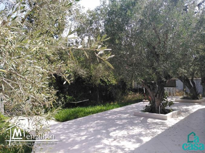 villa en s 3 à Sidi Mahrsi