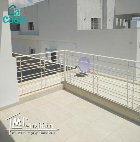 étage de villa en s 2 de 100 m² à Sidi Mahrsi