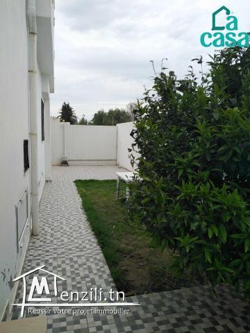 villa en S 3 vide à Jinen Beni khiar