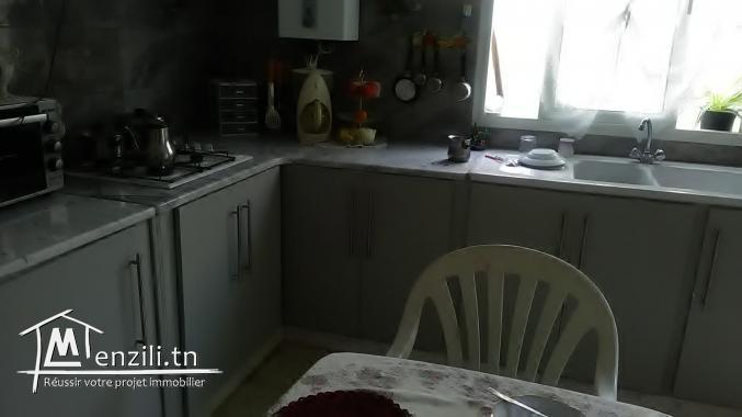 maison villas cité chaker borj touil