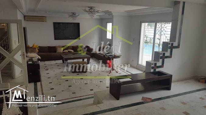 AL Villa de chame Menzah1