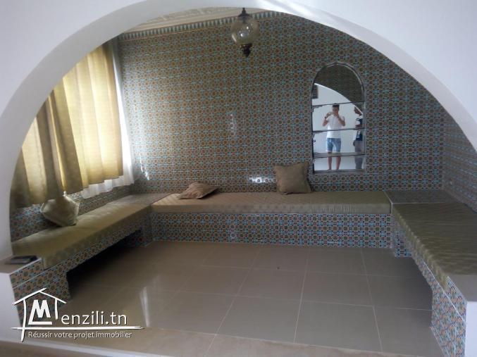 villa à vendre Sidi abd lahmid sousse beb jdid