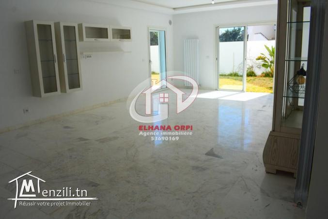 appartement a vendre s+4 mahdia zone touristique