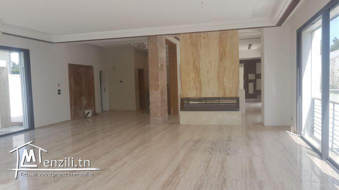 Villa à Marsa ennassim Ref MVL0164