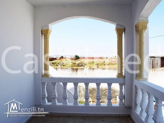 Une Magnifique maison à Roued plage