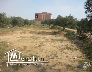 400 m² terrain a vendre msaken في مساكن ارض صالحة للبناء
