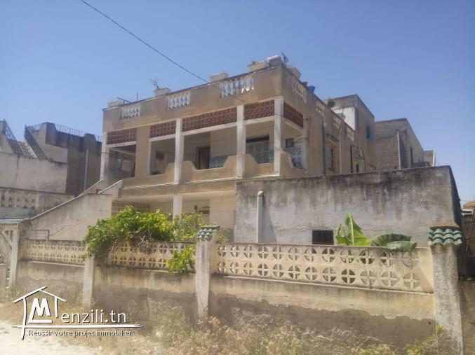 Villa sur 2 étages séparés avec 2 appart et garage
