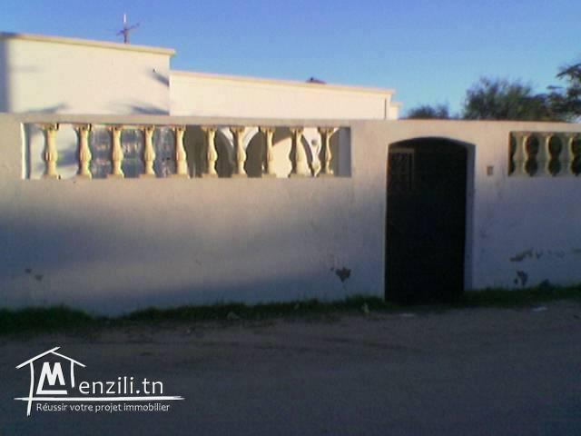 Villa à houmet souk Djerba