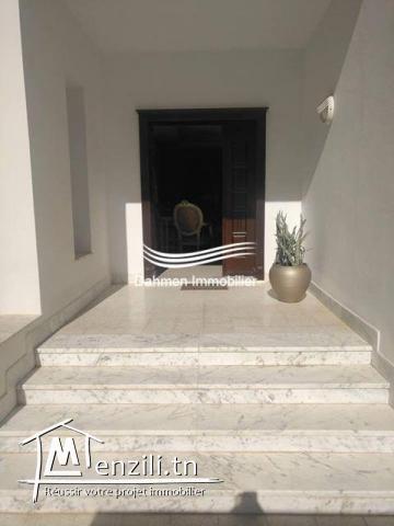 Villa à vendre à sahloul