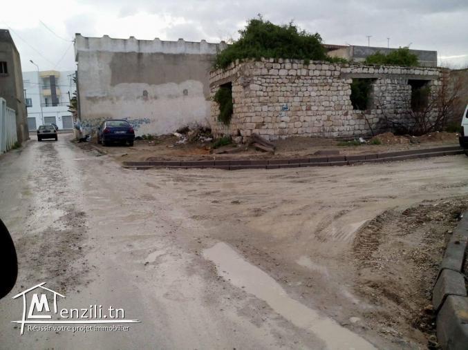 terrain a usage d'habitation