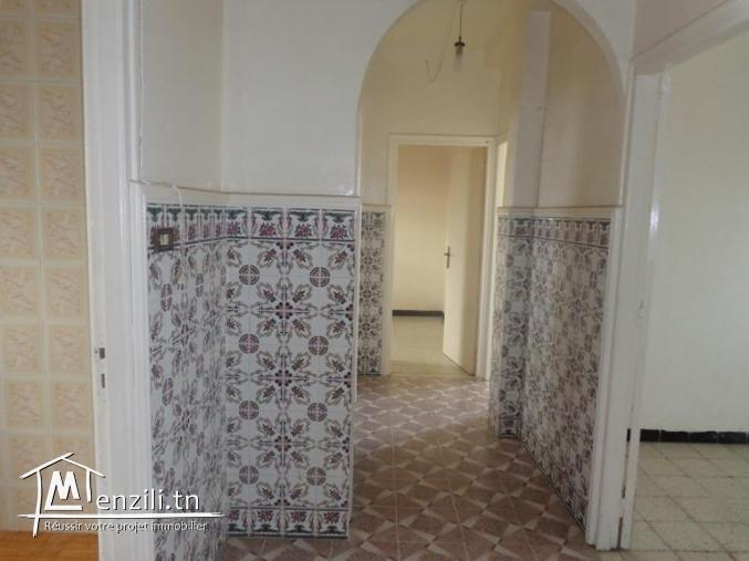 appartement S+2 a vendre a nabeul  gh