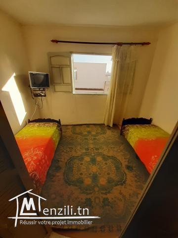 Une maison meublée à Mourouj 1 (100dt par jr) A négocier pour une longue durée