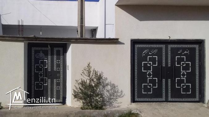 Maison a vendre a akouda sousse