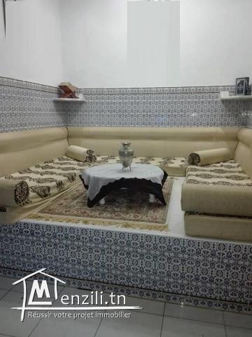 belle maison à la médina Mahdia