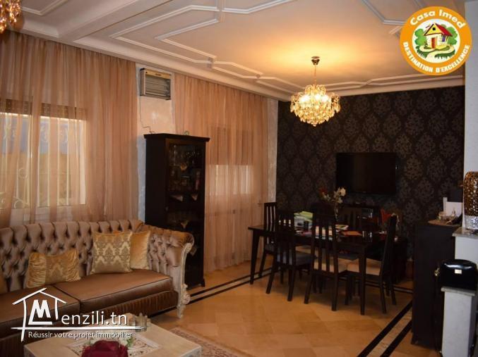 une villa très prestigieuse à Nkhilette