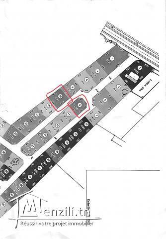2 terrains à vendre Sfax route Aéroport