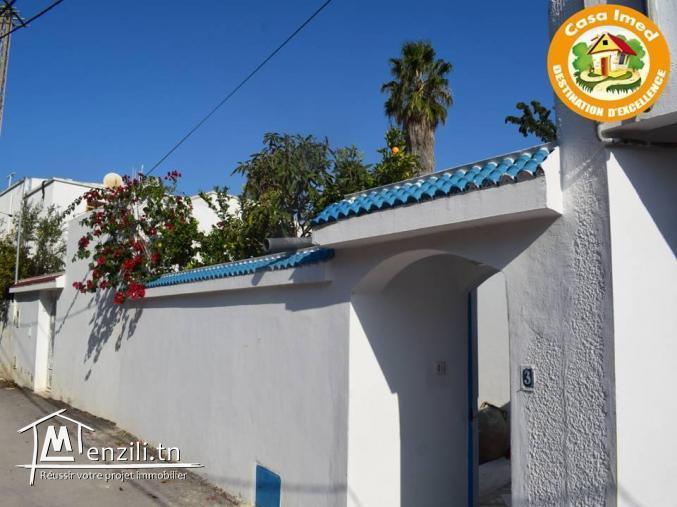 une belle  villa située à sokra
