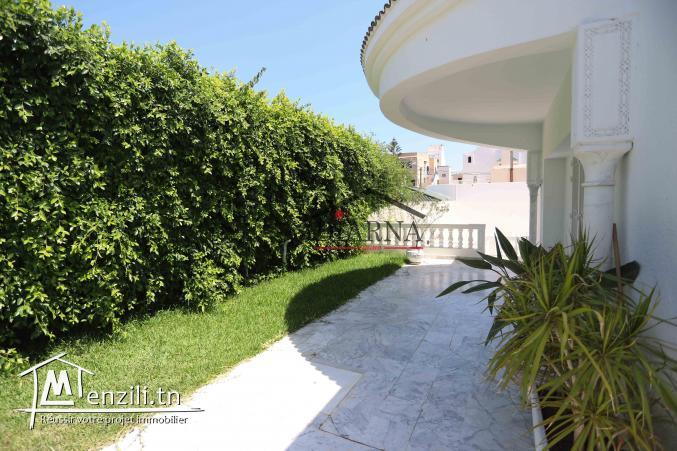 une Villa de charme à khzema