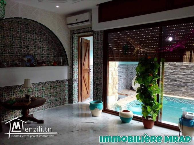 AV une villa à l'AFH mrazka (A051)