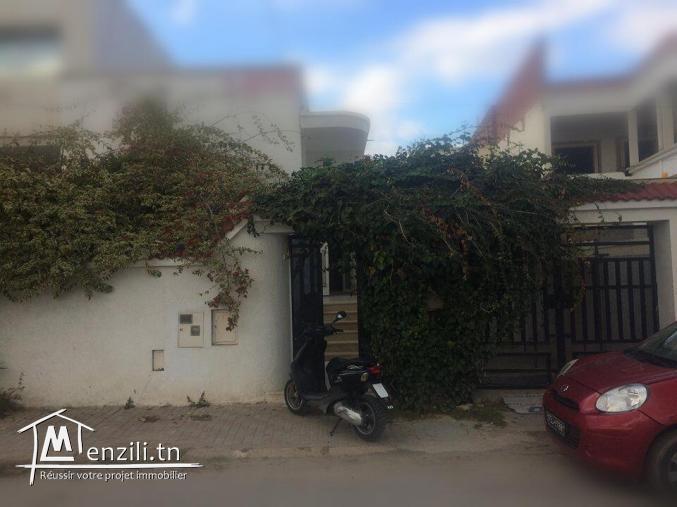 A vendre Maison s+3  sousse cité jawhra