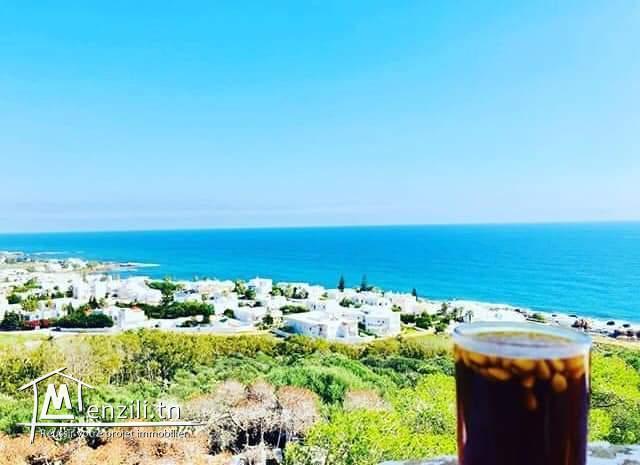أراضي صالحة للبناء + شهادة ملكية في قليبية