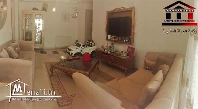 Bel appartement HT ST titré au Mourouj 4