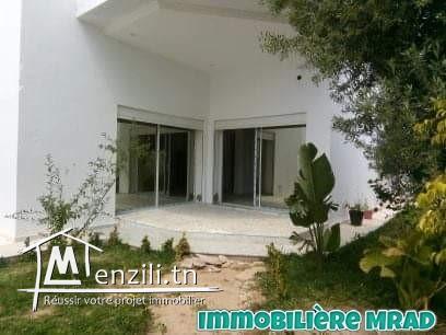 AV une villa près hôtel sultan hammamet (A257)
