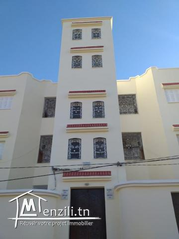 Appartement au 1er étage à Sidi Ahmed Zarrouk