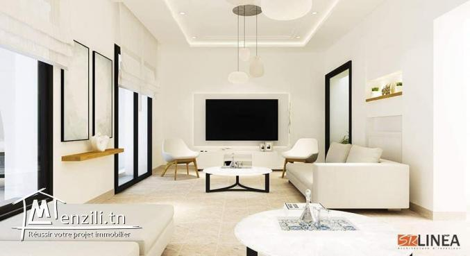 Villa moderne avec 4 suites ????