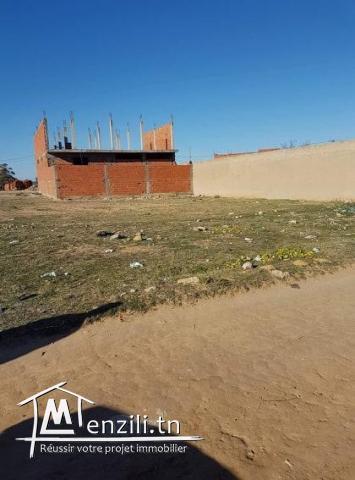 ارض صالحة للبناء في بني حسان