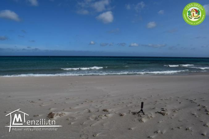 terrain vue sur mer à dar allouche tél 26122779