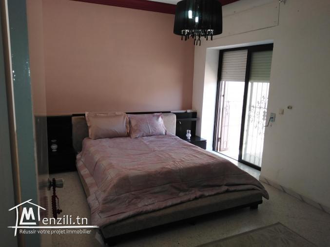 Maison à vendre Route de Tunis ( Cité Abdesselem Bahi)
