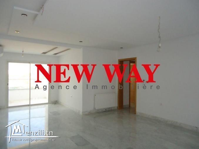 Appartement (s+2) à Sahloul directe promoteur proche de toutes commodités