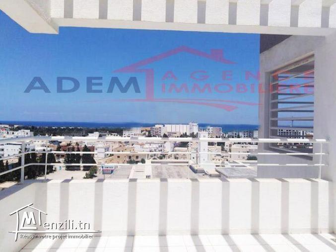 Adorable appartement avec une vue panoramique