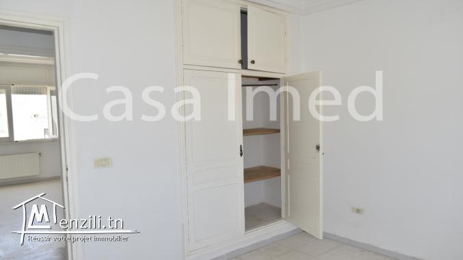 un appartement S+2 situé  au  bardo 2 –Ras Tabia
