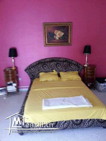 Villa spacieuse et conviviale à vendre El Manar 2
