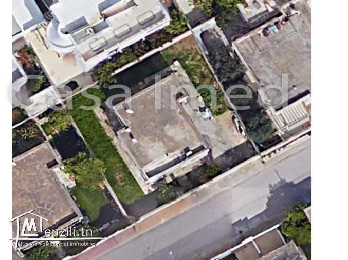 une maison s+3 à khaznadar