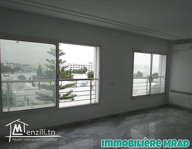 AV appartement vue sur mer à hammamet (A339)