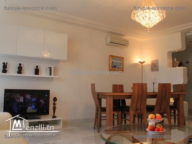 Un merveilleux appartement pour vacance a nabeul